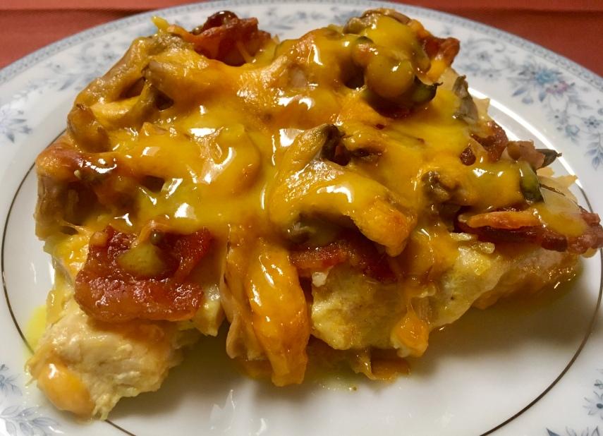 Smothered Honey Mustard Chicken, In Dianes Kitchen, Poultry, Chicken
